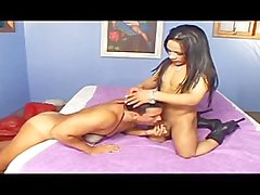 RUBY THE TRANSEXUAL MIDGET - Scene 1