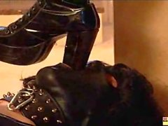 German Strapon Domina 1, Free BDSM Porn Video 2b