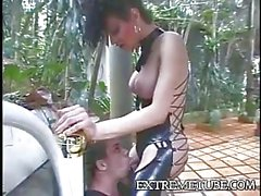 Outdoor hardcore for TS in latex