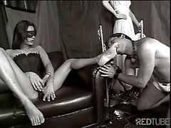 Strict Donna And Her Slave