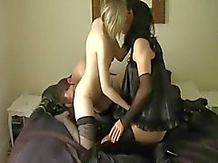 Crossdressing oral fun 4 of 5