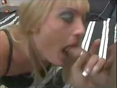 Hot Blond Slut Suck N Fuck