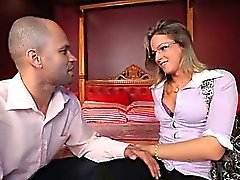 Dany De Castro takes a hardcore as pounding!Our stud just