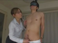 Hot Office Ladyboy