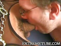 Sexy Tgirl fucks with a man